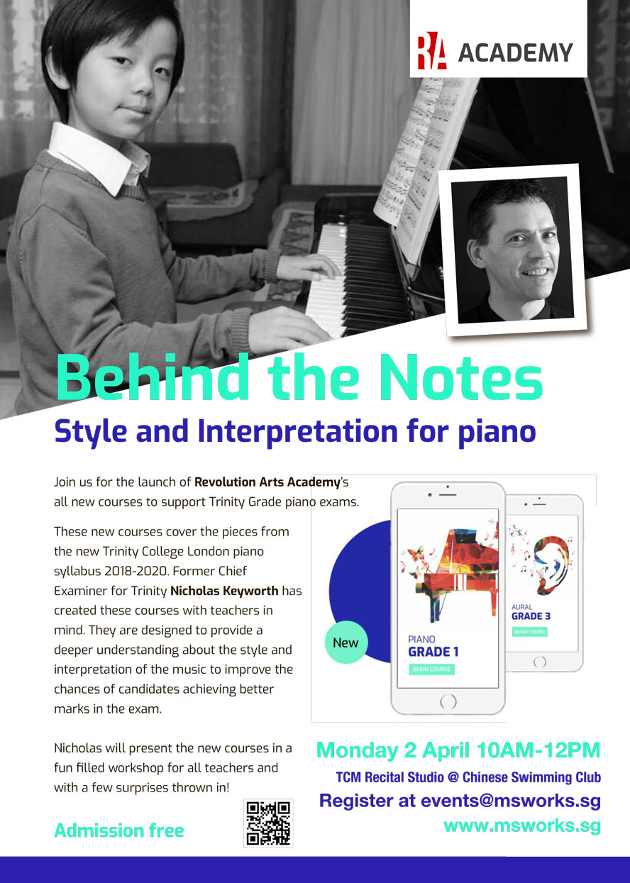 Behind the Notes 2018